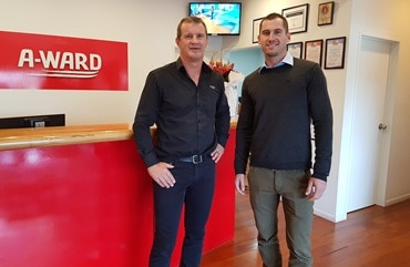 A-ward-Appoints-A-New-Dealer-In-Australia